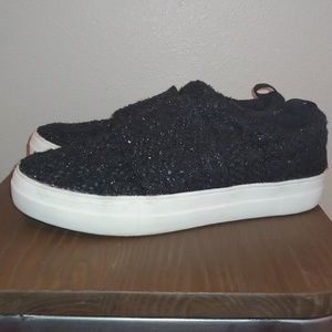 DV Dolce Vita Lamara Platform Sneaker Boucle 9.5